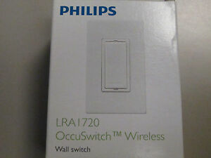 Philips Advance Lra1720 00m Occuswitch Wireless Wall Switch