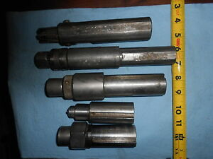 Scully Jone Jacobs Other Machine Shop Tooling Cnc Lathe Mill Tapping Chuck Tool