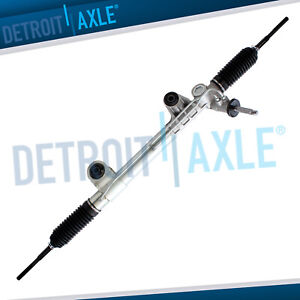 Complete Power Steering Rack And Pinion Assembly For Dodge Durango And Aspen