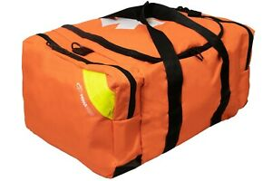 Emergency Emt First Responder Trauma Bag Orange L 21 X W 12 X H 9