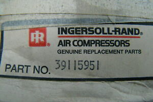 Ingersoll Rand Air Compressors Electrical Switch 39115951