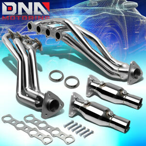 Stainless Steel Header For 99 04 Ford F150 lobo 5 4l V8 Pickup Exhaust manifold