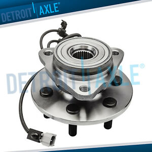 Front Passenger Wheel Hub And Bearing Assembly 4wd W abs Dodge Dakota Durango