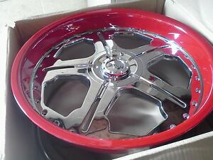 22 Inch Dvinci Wheel Rims Tires Fit 300 Charger Magnum Challenger Bmw Staggered