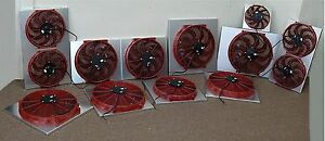 Ford Ranger Ffd Extreme Electric Cooling Fan Kit Turbo V8 Swaps More Hp Custom