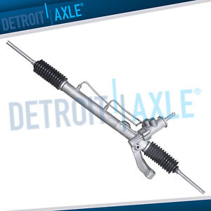 Complete Power Steering Rack And Pinion Assembly 2007 2012 Suzuki Sx4
