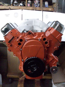 Mopar 440 Dodge Crate Long Block Engine Fresh Rebore Steel Crank Custom Built