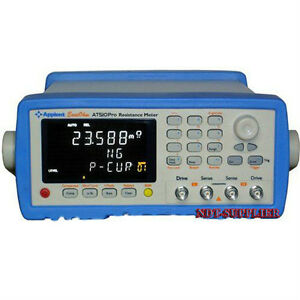 New At510pro Micro Ohm Meter Resistance Meter 1 20m