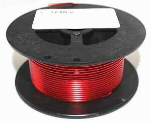 Enamel Coated Magnet Wire 13g 4oz Spool 96w013