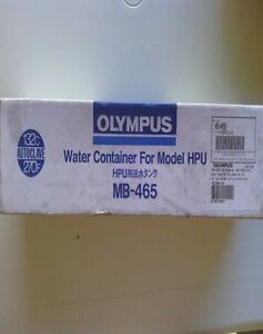 Olympus Mb 465 Water Container For Model Hpu