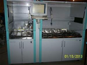 Roche Pvt Labsystems Rsd 800 V1 2 4 Sorting System Sample Distributor Date 2007