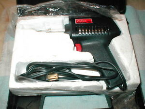 Weller Standard 7200 Soldering Gun In Original Case Near mint
