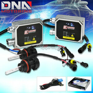 Dt 9004 6000k Bi xenon Hid High low Beam Headlight Bulb ballast Kit Swift Volvo