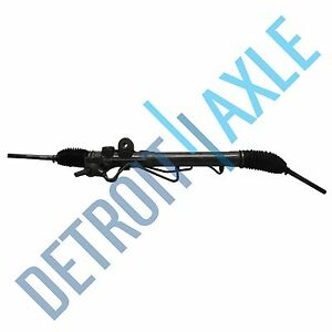 2006 2010 Hummer H3 16mm Tie Rod Complete Power Steering Rack Pinion Assembly