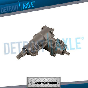 Power Steering Gear Box Assembly Fits 97 02 Sportage Usa Made Lifetime Warranty