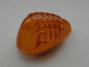 Bmw Isetta Early 1955 Amber Side Turn Signal Light Lens New
