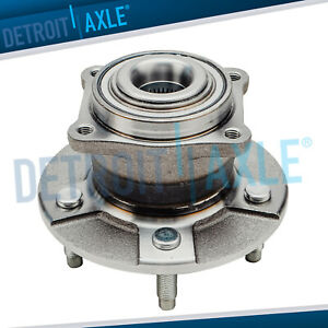 New Rear Complete Wheel Hub And Bearing Assembly For Equinox Torrent Vue No abs