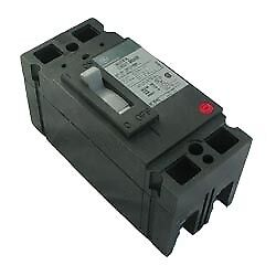 New General Electric 2 Pole 80 Amp Teb122080wl 240 Volt Circuit Breaker Ge