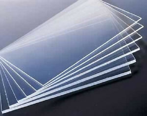 48 X 96 4ftx8ft 6mm Thick Clear Acrylic Sheet Plexiglass Sheet nominal