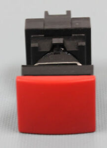 Omron A3gj 9902 r Lighted Red Pushbutton Switch