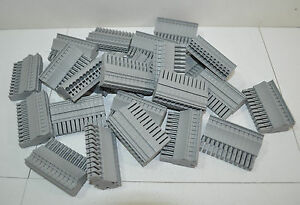 Wago 12 Pole position Female Plug Connector Lot Of 24 Part 2022 112
