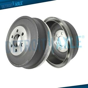 Rear Brake Drums For 2000 2001 2002 Dodge Dakota Durango 2 5l 3 9l 4 7l 12 87