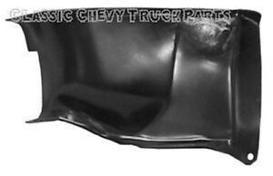 Pillar Pocket Front Inner Section Lh 1955 56 57 58 59 Chevrolet Gmc Truck