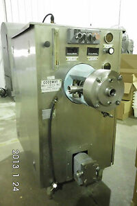 Goodway Industries Inc Continuous Mixer