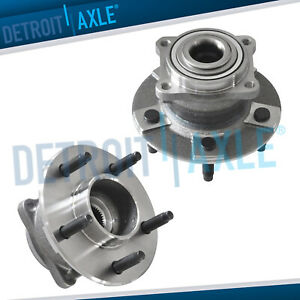 Rear Wheel Bearing Hub Assembly For 2005 Equinox 2002 07 Vue 2006 Torrent No Abs