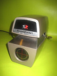 Rapidprint Ar e Time And Date Stamp Great For Government Buildings schools