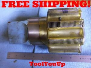 4 11 Bspt Usa Made Bottoming Tap Machine Shop Metalworking Tools Toolmaker