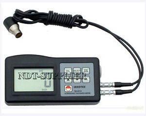 Tm 8812 Digital Ultrasonic Wall Thickness Gauge Meter Tester