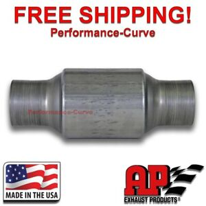 2 5 Catalytic Converter High Flow For Late Models