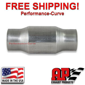 3 Catalytic Converter High Flow For Late Models