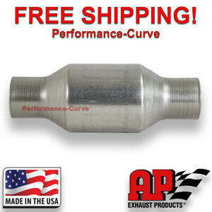2 25 Catalytic Converter High Flow For Late Models