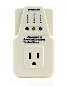 New Voltage Protector Brownout Surge Refrigerator 1800 Watts Appliance