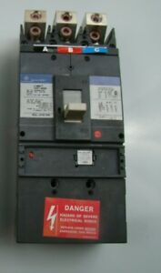 Ge Spectra Rms Circuit Breaker 600amp 3pole 30ha36at0600
