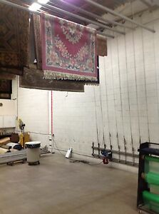 Area Rug Cleaning Complete In Plant Cleaning Equipment Including 20 Poles