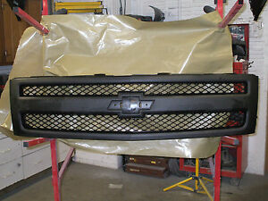 Chevrolet Silverado Work Truck 2012 Used Front Grille