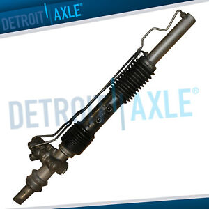 Complete Power Steering Rack Pinion Assembly For Buick Cadillac Chevy Olds