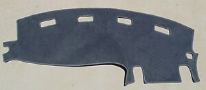 1998 2001 Dodge Ram 1500 2500 Truck Dash Cover Mat Gray Med Grey Smoke Charcoal