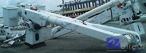 Hydraulic Lift Altec Am650 2007 For Utility Bucket Truck 55 Ft Sold