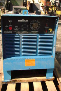 Miller 3 Phase Gold Star 500ss Dc Welding Power Source 230 460v