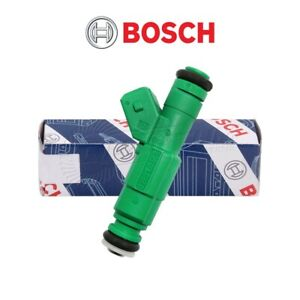 Genuine Bosch 0280155968 440cc 42lb Ev1 Fuel Injectors 1