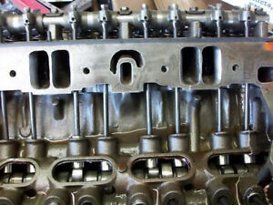 Mopar Dodge 360 Built V 8 Engine Long Block J Heads 318 Repl