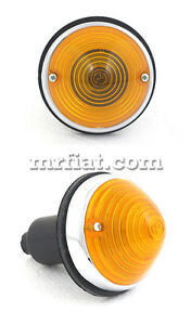 Alfa Romeo Giulietta Sprint Orange Front Indicator Light New