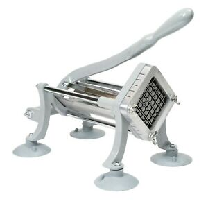 Commercial Heavy Duty French Fry Cutter 3 8 And 1 2 Inch Cutting Frame Fries