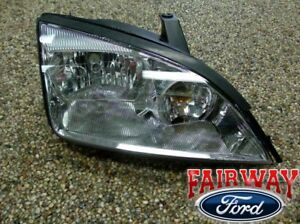 05 06 07 Focus Oem Genuine Ford Parts Right Passenger Head Lamp Light New