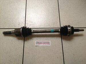 Rear Axle Shaft Assembly Mountaineer Explorer Explorer Sport Trac Brand New