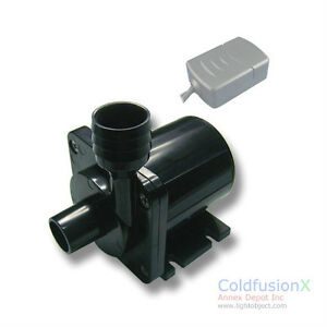 High Pressure 26l m 420gph Dc24v 100c Brushless Water Pump